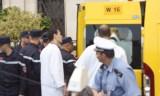 Hopitaux: les blessés victimes de panique