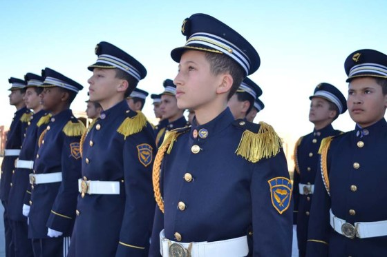 Ecole des cadets de la Nation:Coup d'envoi des concours d'admission