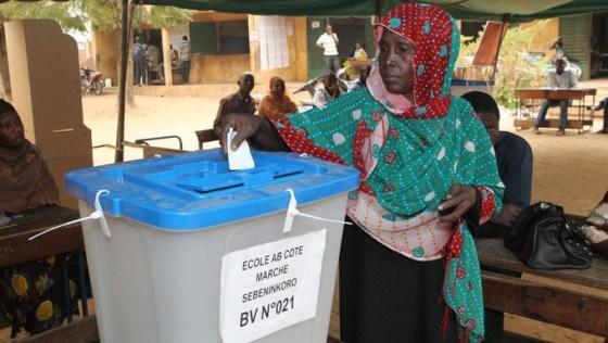 Les Maliens a la recherche de la stabilité