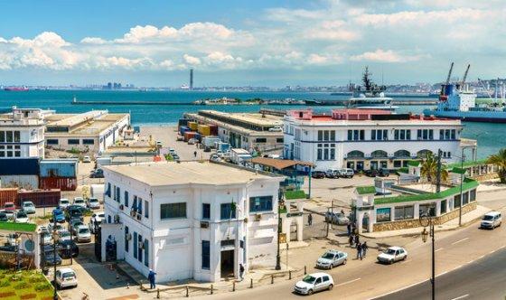 Prochaine inauguration de la gare maritime d'Alger