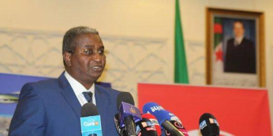 Benmessaoud : «L'Algérie est un pays sécurisé»
