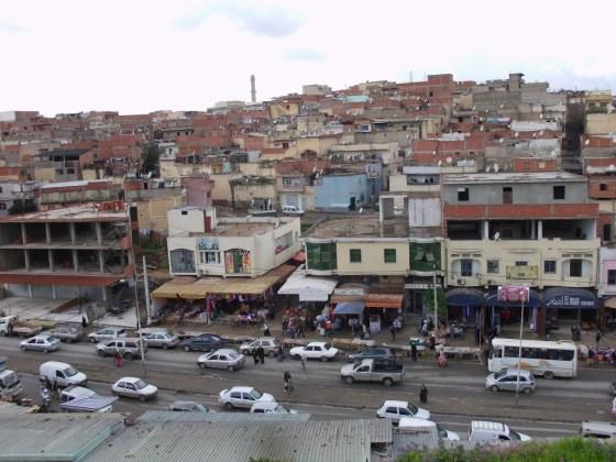 Annaba: Que faire contre les bidonvilles suspendus ?