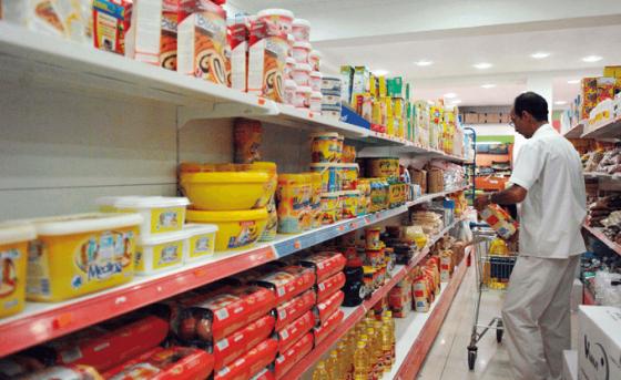 Nouvelle hausse des prix des produits alimentaires
