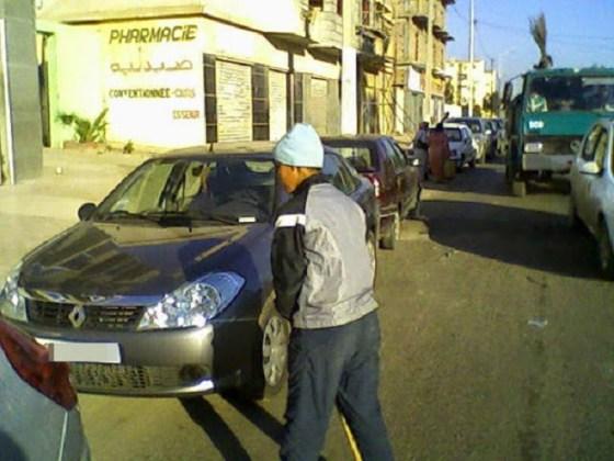 L'autorité publique face au diktat des «parkingueurs»