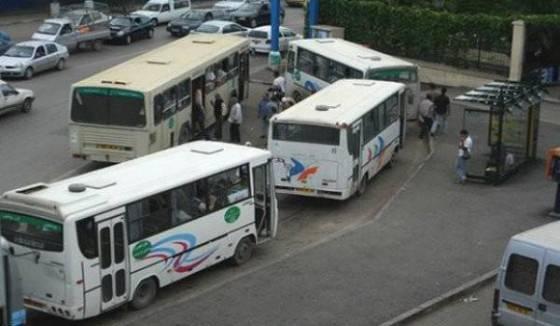 Grève des transporteurs  à Tizi-Ouzou