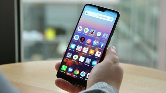 Smartphones: Huawei surclasse Apple dans le leadership mondial