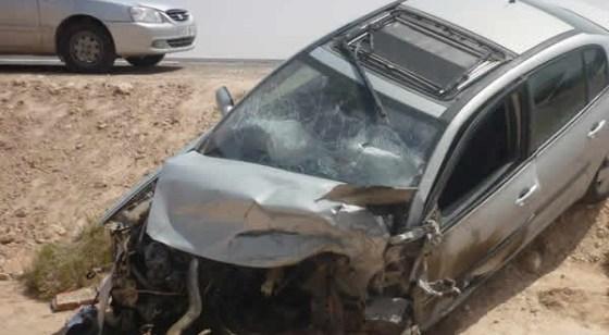 Quatre morts dans un accident de la route à Ain Defla