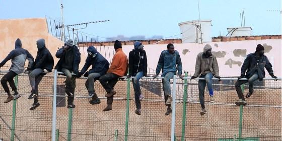 Calvaire des migrants africains au Maroc