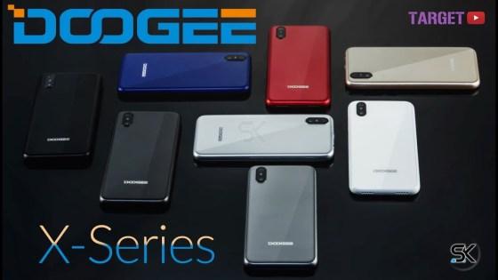 Doogee lance le X60L et le X53 en Algérie