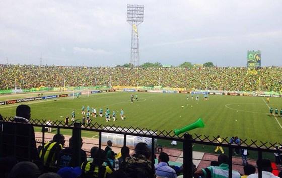 L'Es Sétif revient avec le nul (2-2) de Kinshasa