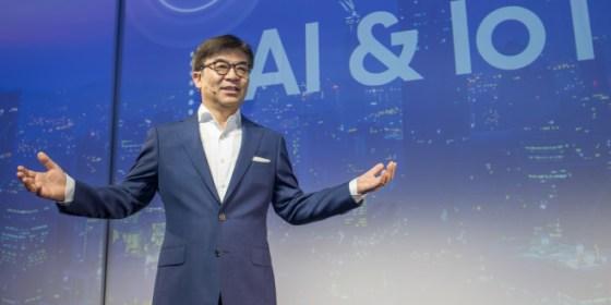 Samsung présente des technologies révolutionnaires