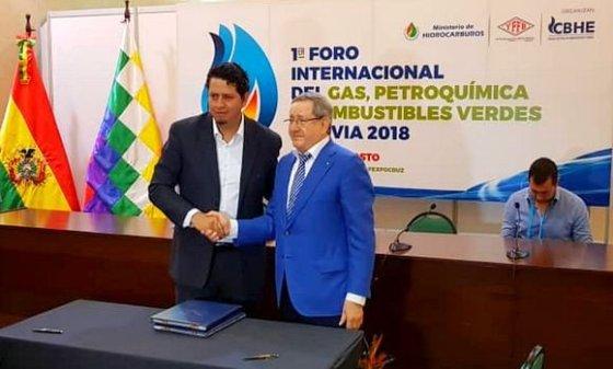 Ould Kaddour en Amérique latine