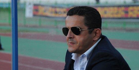 MC Alger: Kaci Said maintenu