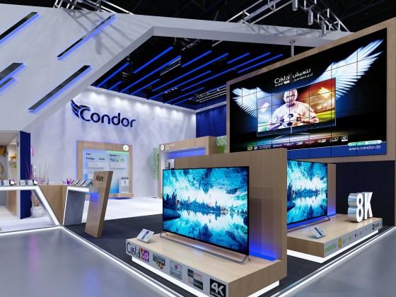 IFA 2018 : Condor affiche une ambition internationale plus vaste