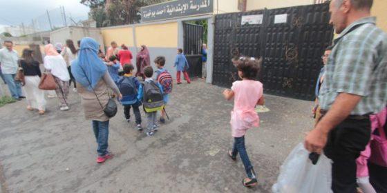 Mécontentements des parents d'élèves à Bejaia