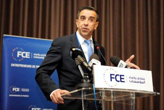 Transformer le FCE en syndicat:Un dossier qui ne rencontre aucun obstacle selon Ali Haddad