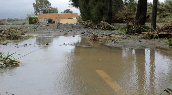 Intempéries à Tébessa: Un mort 18 blessés et d'énormes dégâts
