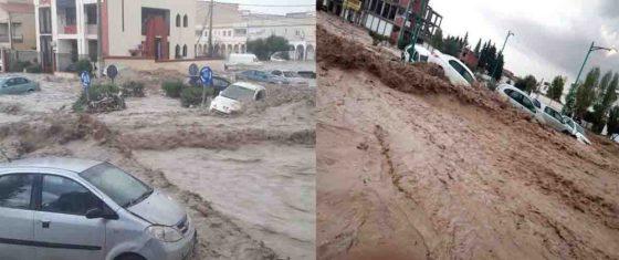 Tebessa: Météo Algérie fournit des justificatifs sur les intempéries
