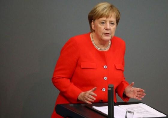 Merkel veut expulser plus de 3 600 Algériens
