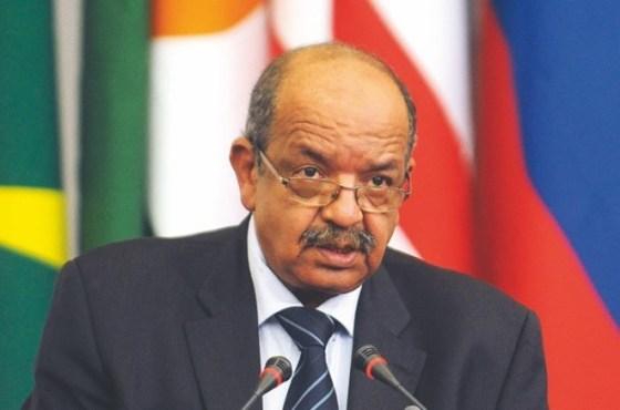 Messahel pour un accroissement de la coopération avec les Emirats