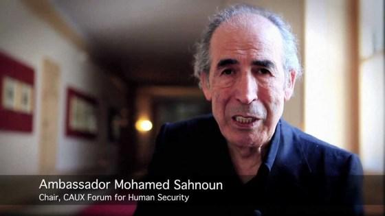 Décès de l'ancien diplomate Mohamed Sahnoun