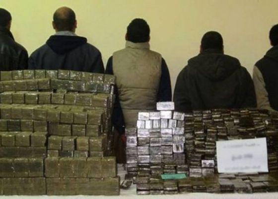 Un réseau national de trafic de drogue démantelé à Rouiba