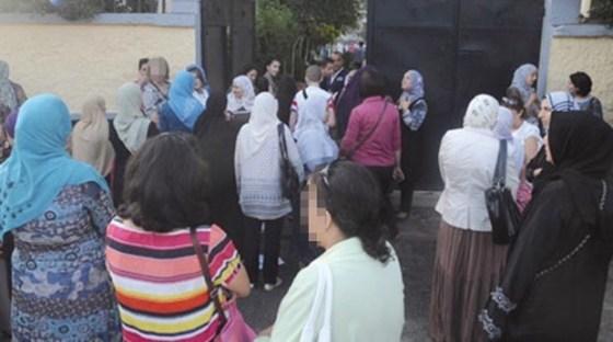 Grogne des parents d'élèves à Bejaïa