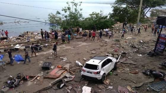 Indonésie : un séisme et un Tsunami ravagent Palu