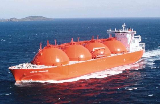 L'Algérie envisage de développer le GNL pour les navires
