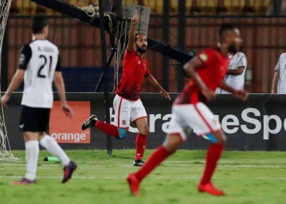 Ligue des champions d'Afrique: L'ES Sétif s'incline au Caire