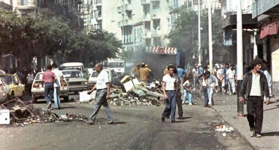 Le 5 octobre 1988…De l'espoir au désastre, puis la renaissance