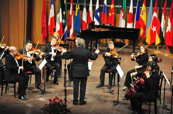Mandela honoré au Festival de la musique symphonique