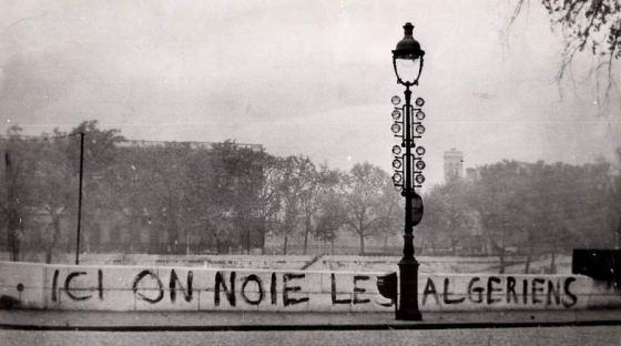 """17 octobre 1961 et le réseau """"Jeanson"""""""