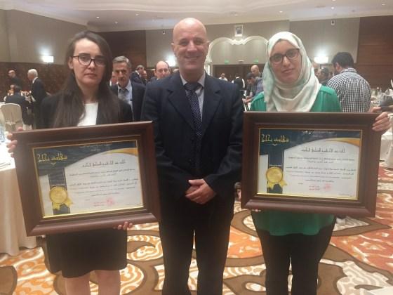 Le Jeune indépendant lauréat du prix du Président de la République du journaliste professionnel.