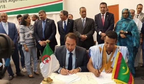 L'Algérie et la Mauritanie renforcent leur coopération économique