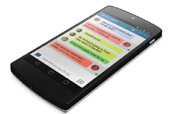 Une appli permet aux sourds de suivre les conversations
