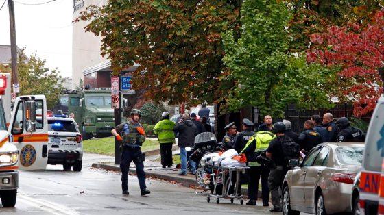 Attentat à Pittsburgh: au moins 10 morts