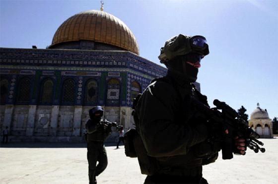 Les Palestiniens avertissent le monde et font appel à l'Onu
