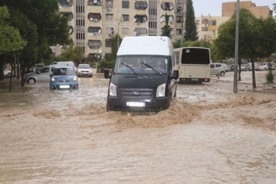 Intempéries: plusieurs quartiers, habitations et édifices sous les eaux