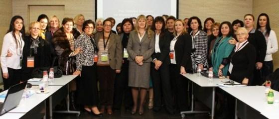 Les femmes chefs d'entreprises exposent leurs «success-stories»