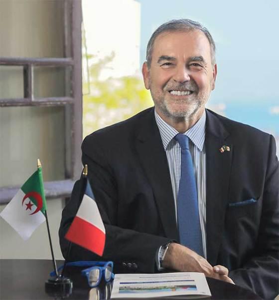 Le président de la CCIAF: « C'est le moment de venir investir en Algérie »