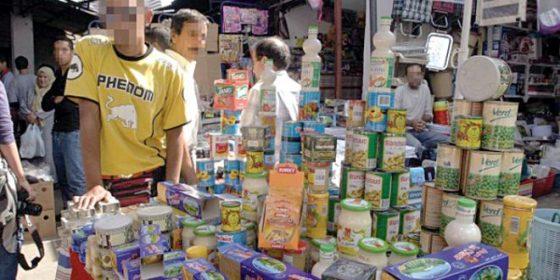 Plus d'une tonne de denrées alimentaires périmées saisie à Constantine