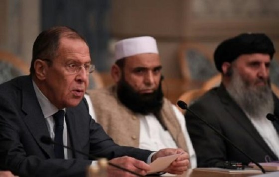 La Russie veut concilier les Afghans à Moscou