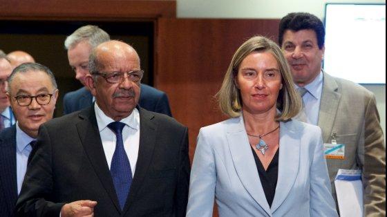 Tête à tête Messahel-Mogherini sur la sécurité