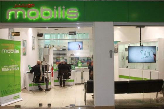 La 4G de Mobilis réalise l'exploit