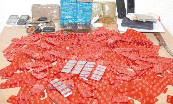 Cocaïne et psychotropes ravagent Annaba