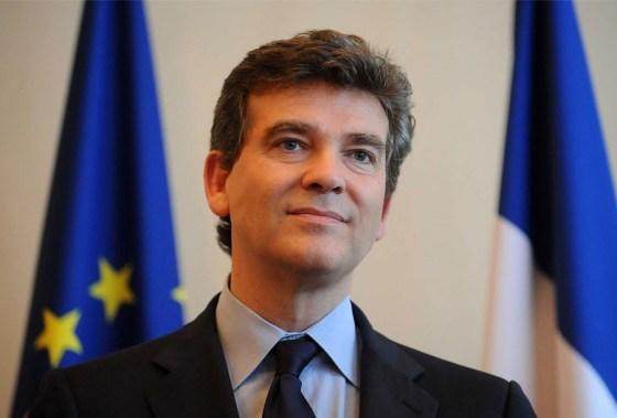 Association France-Algérie:Arnaud Montebourg nouveau président