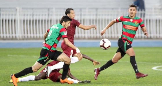 Coupe arabe: Ooredoo encourage le Mouloudia Club d'Alger