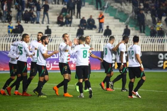Coupe arabe: Le MC Alger se qualifie en 1/4 de finale