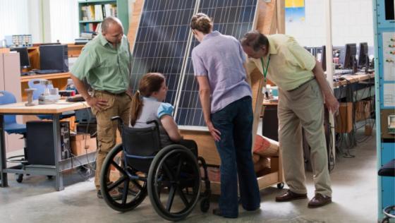 Obligation d'employer des handicapés